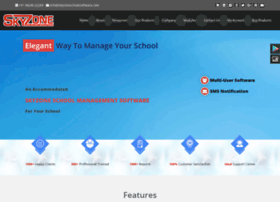 skyzoneschoolsoftware.com