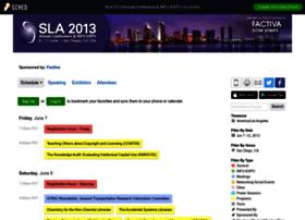 sla2013.sched.org