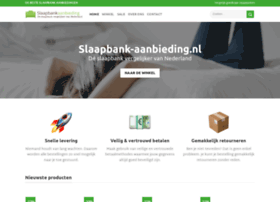 slaapbank-aanbieding.nl