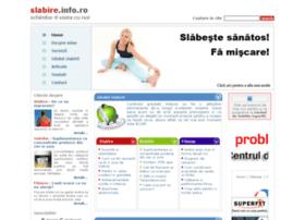 slabire.info.ro