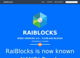slack.raiblocks.net