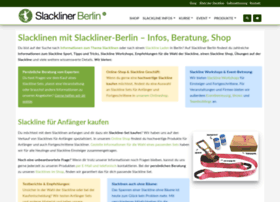 slackliner-berlin.de