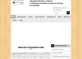slaconsultantsindia.com