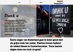 slagerijkempenaar.nl