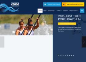 slalom.canoeicf.com