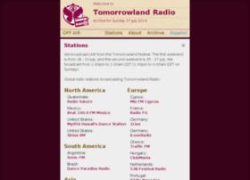slamfm.tomorrowlandradio.com