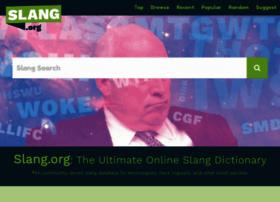 slang.org