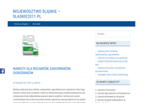 slaskie2011.pl
