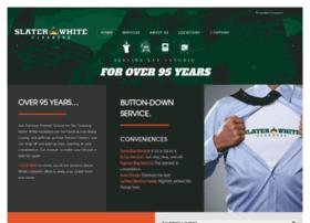 slaterwhitecleaners.com
