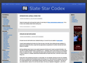 slatestarcodex.com