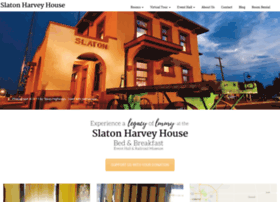 slatonharveyhouse.com