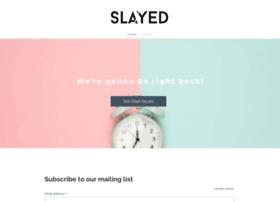 Slayedmagazine.com