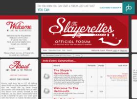 slayerettes.boards.net