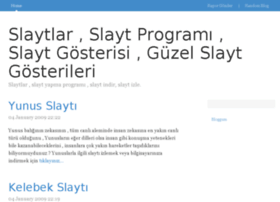 slaytlar.bloggum.com
