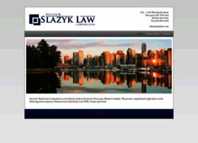 slazyklaw.com
