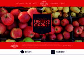 slcfarmersmarket.org