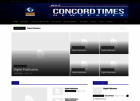 slconcordtimes.com