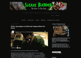 sleazeblender.blogspot.com
