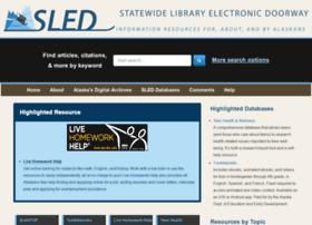 sled.alaska.edu