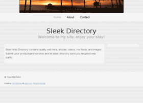 sleekdirectory.jigsy.com