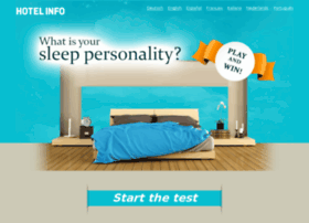sleep.hotel.info