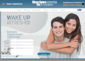 sleepapnealongbeach.com