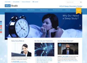 sleepcenter.ucla.edu