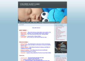 sleepclinic.wordpress.com