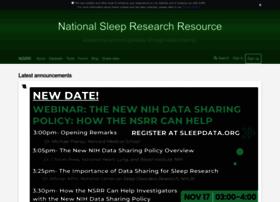 sleepdata.org