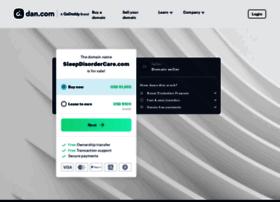 sleepdisordercare.com