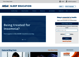 sleepeducation.org