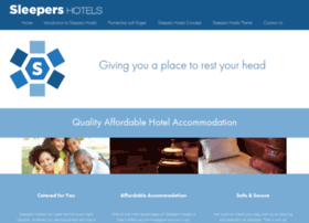 sleepershotels.co.za
