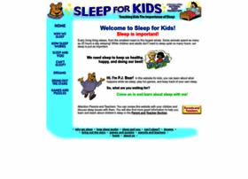 sleepforkids.org