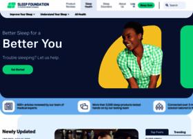 sleepfoundation.org