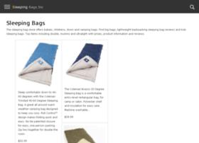 sleeping-bags.biz