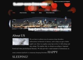 sleepinganddreams.weebly.com