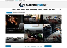 sleepingfish.net