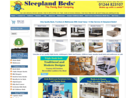 sleeplandbeds.co.uk