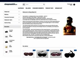 sleepmask24.com