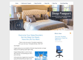 sleeppassport.com