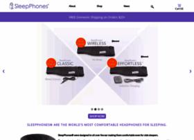 sleepphones.com