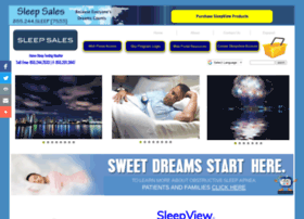 sleepsales.com