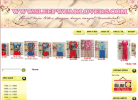 sleepwearlovers.com