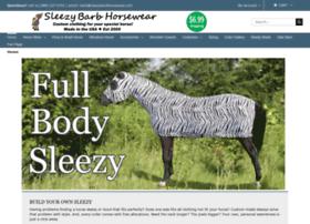 sleezybarbhorsewear.com