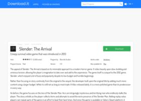 slender-the-arrival.jaleco.com