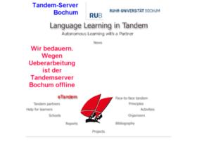 slf.ruhr-uni-bochum.de