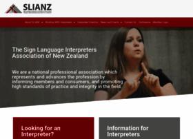slianz.org.nz