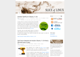 sliceoflinux.wordpress.com