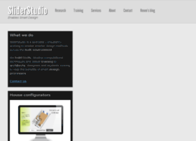sliderstudio.co.uk