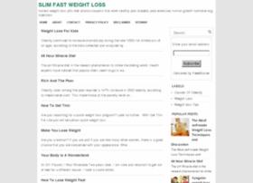 slimfastweightloss.com